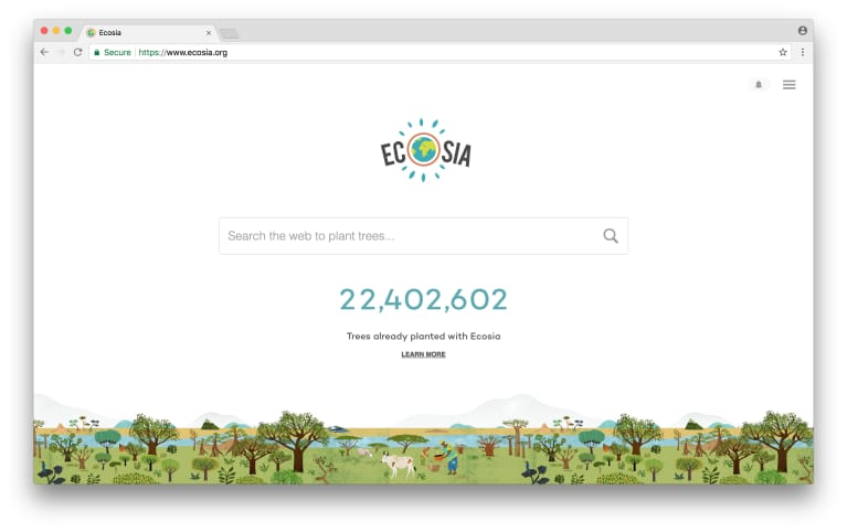 Make This One Change On Your Computer & Help The Planet With Every Search