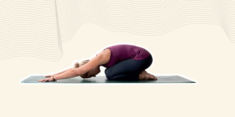 This Mind-Clearing Yoga Sequence Is Perfect For The Inevitable Midweek Slump