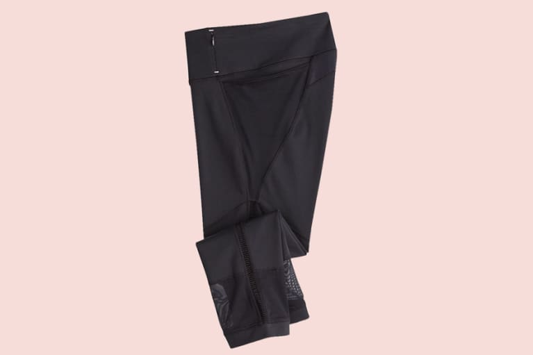 Women's Essential Side Interest Capris