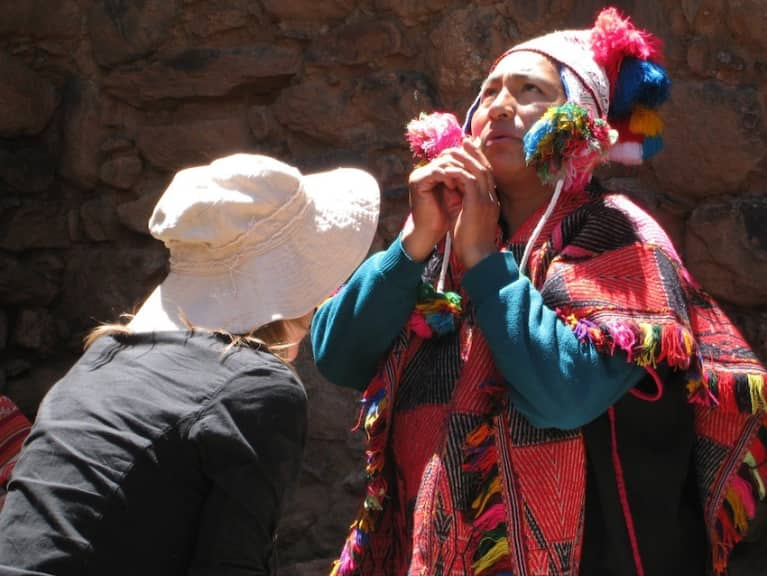 I'm A Highly Sensitive Person. Here's Why I Went To Peru To Study With Shamans
