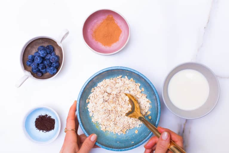 What Holistic Goddess Shiva Rose Eats In A Day To Get Gorgeous, Glowing Skin
