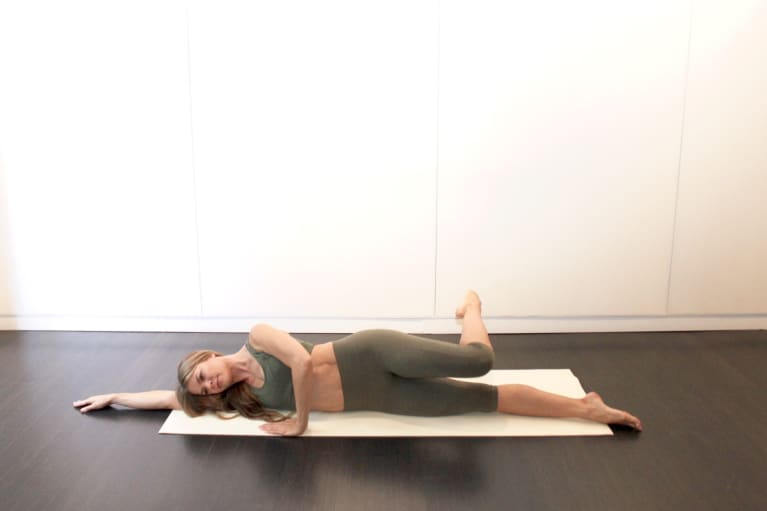 7 Pilates Moves That Will Strengthen Your Running Performance