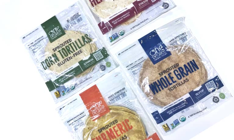 Turmeric Tortillas, Probiotic Chips, Maca Milk & 6 Other Foods You Need To Know About Now