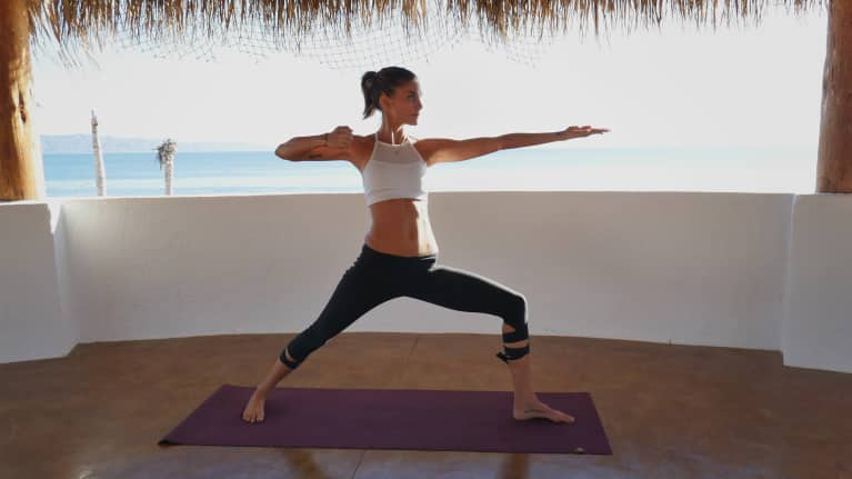 5 Heart-Opening Yoga Poses To Help You Start The New Year Strong