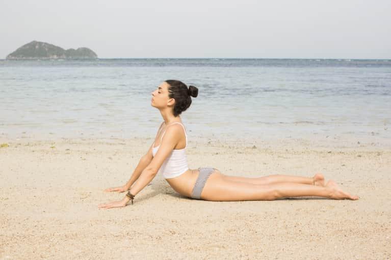 5 Ways To Use Yoga To Make Your Skin Glow