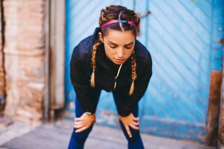How Running Helped Me Find My Place In The Feminist Movement