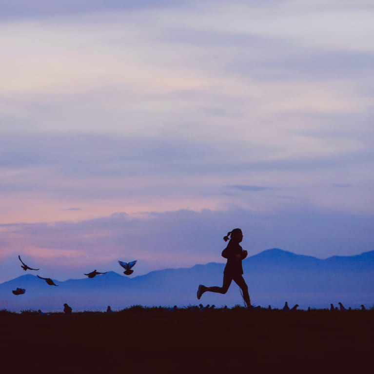 It's Cold Outside, But Outdoor Exercise Is More Important Than Ever. Here's Why