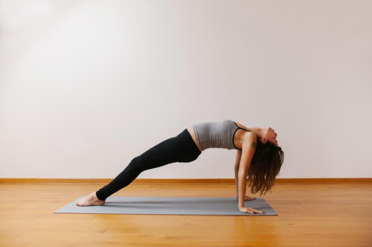 The Quick & Easy Way To Kick-Start Your Home Yoga Practice