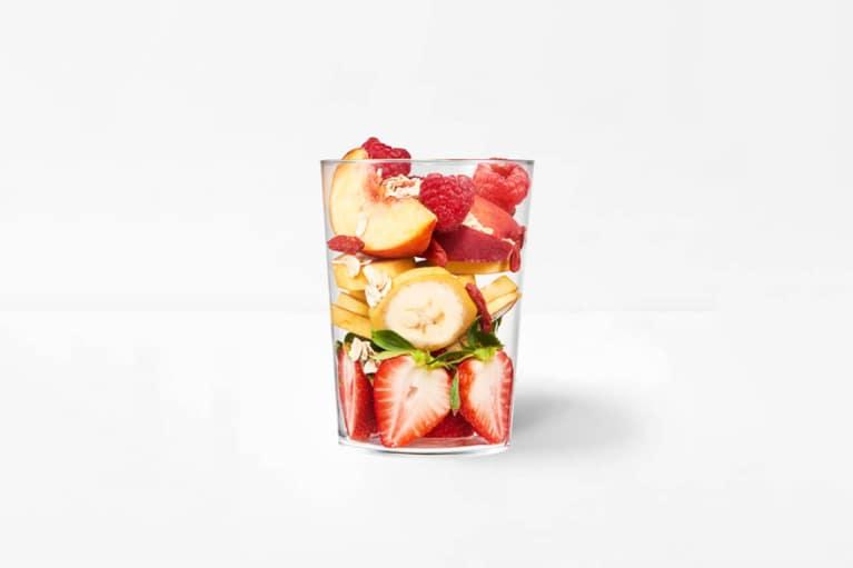 Strawberry + Peach