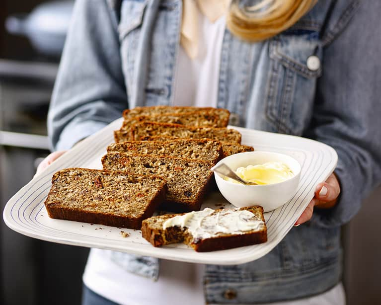 You Need To Try This Easy, Healthy Bread (With Hormone-Balancing Ingredients!)