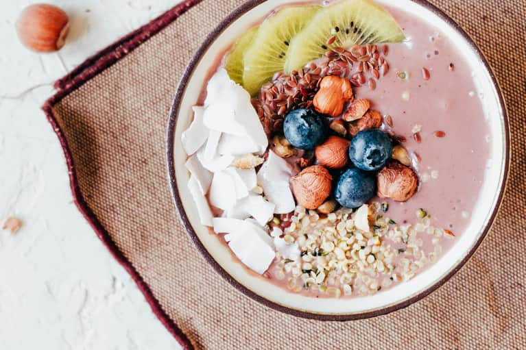 The Best Superfood Breakfasts for Every New Year's Resolution