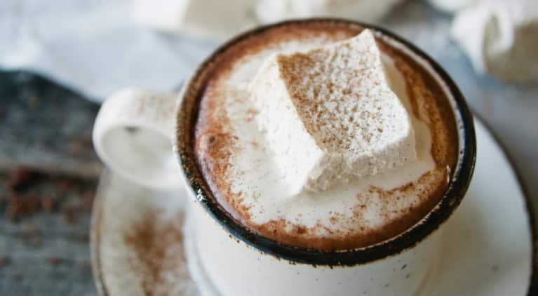 Paleo Hot Chocolate From LA's Hottest Baker, Sweet Laurel