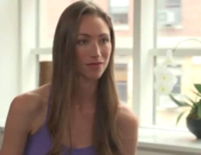 Better Sex Through Yoga In Just 5 Minutes? Tara Stiles & Dr. Frank Lipman Show Us How!