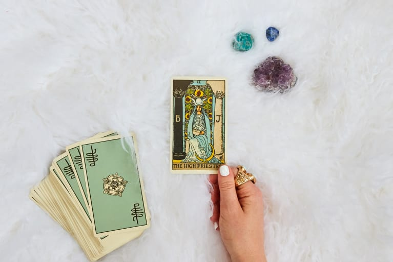 Here's What Happened When I Did Exactly What My Tarot Cards Told Me To