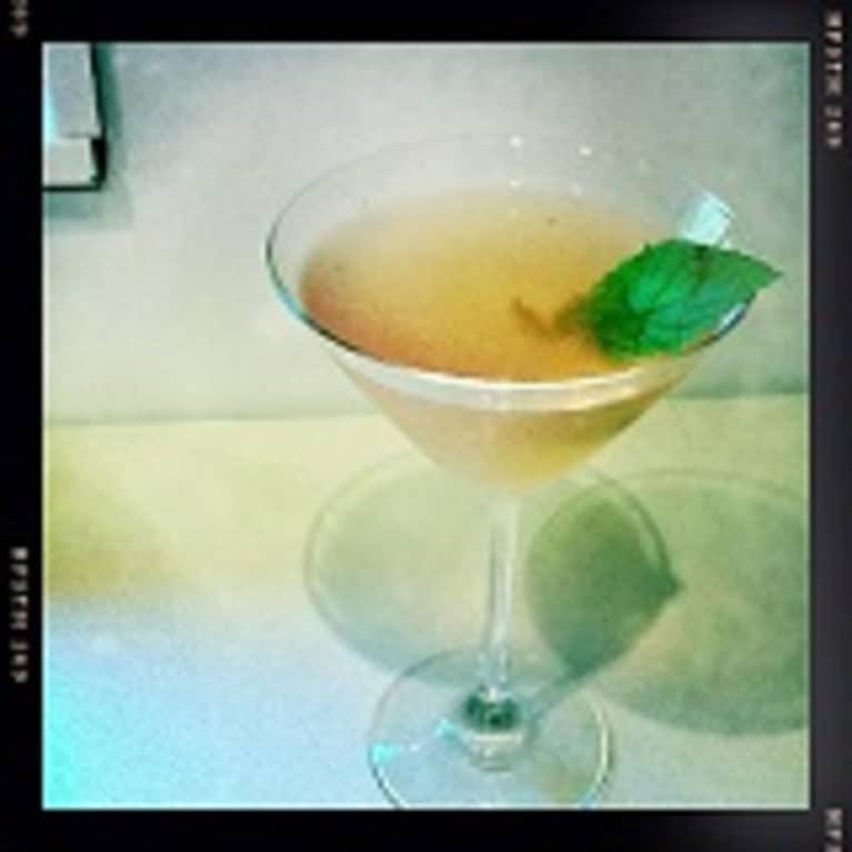 Tequila Kombucha Bliss