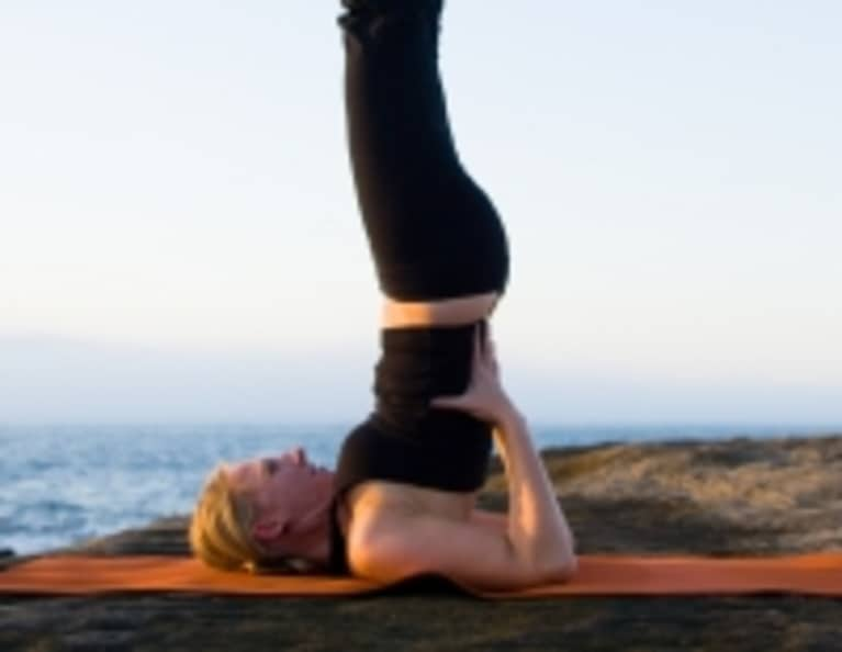 10 Reasons to Practice Shoulderstand Every Day
