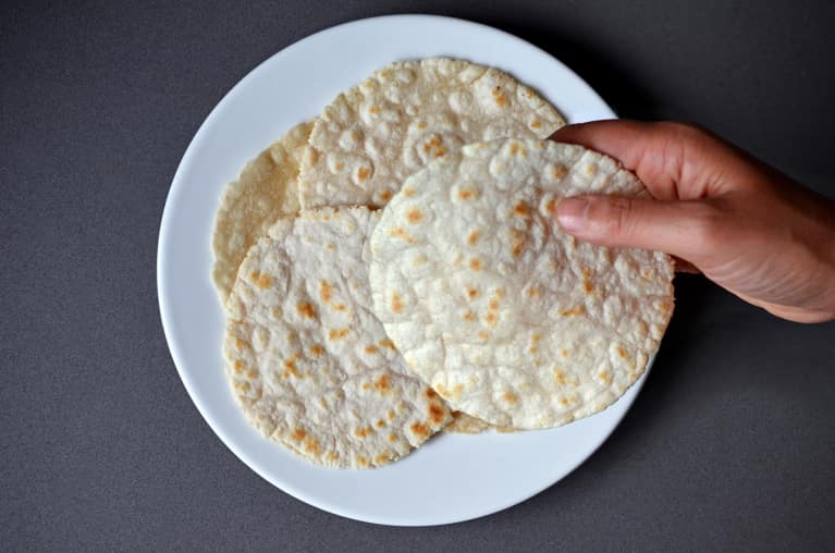Yes, A Grain-Free, Vegan Tortilla Exists — And It Couldn't Be Easier To Make