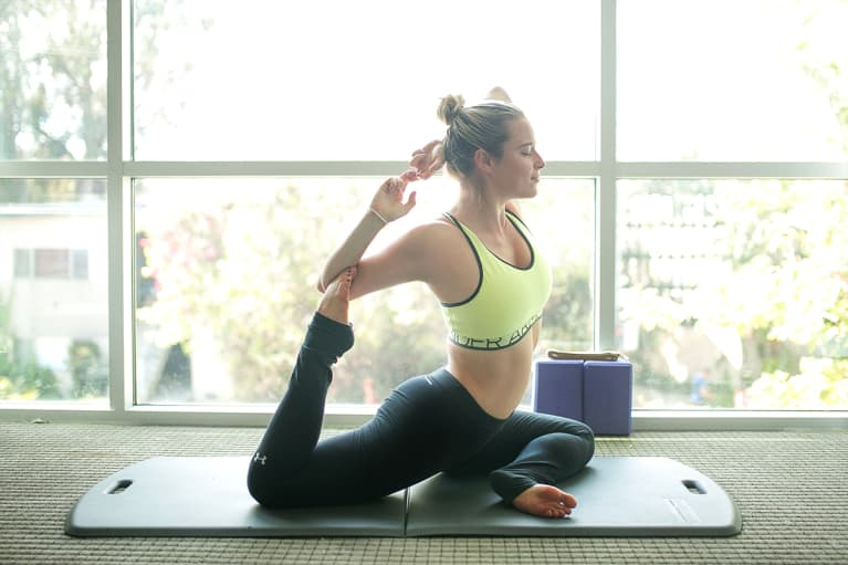 From A Cardio Nut To Low-Intensity Exerciser: How Slowing Down Changed My Body & My Life
