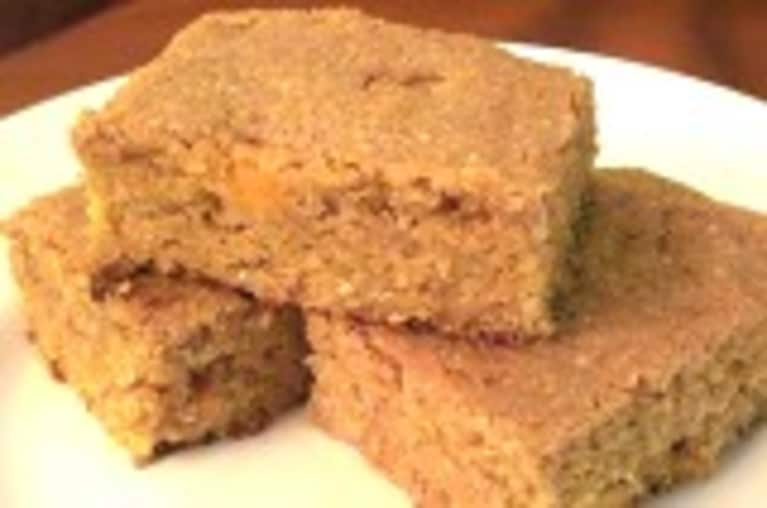 Vegan Sweet Potato Cornbread