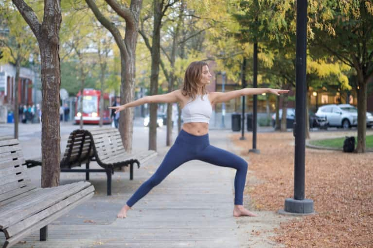 The 4 Yoga Poses You Need To Practice Every Day This Fall