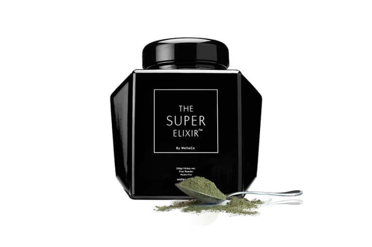 WelleCo SUPER ELIXIR Greens — Caddy