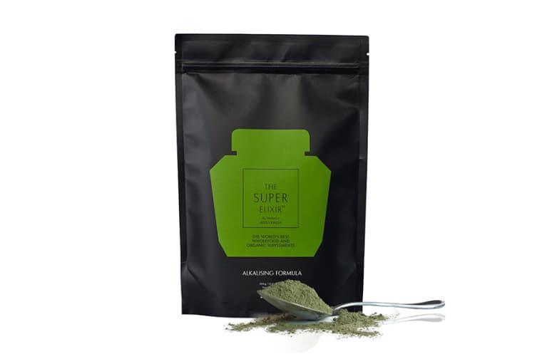 WelleCo SUPER ELIXIR Greens — 300g Pouch