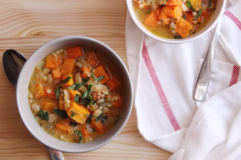 Cook Once, Eat Healthy All Week: Vegetable Curry, Taco Bowls + More