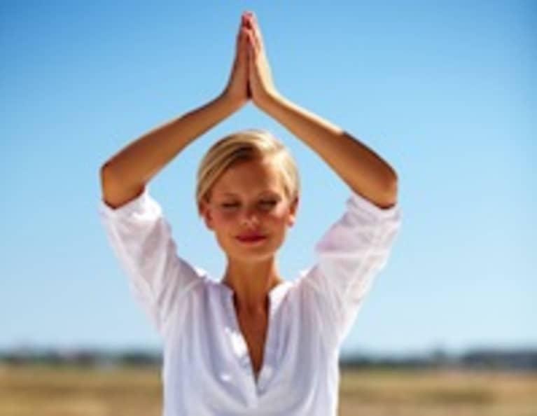 Meditation Made Me Better, Kinder, and Calmer