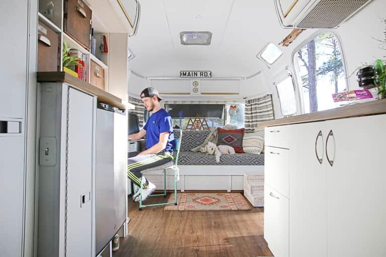 I Live In A Van. Here's Why I Think It's The Ultimate Life Hack