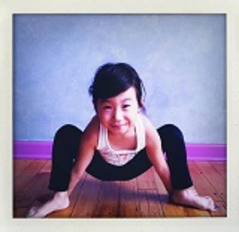Yoga Adventures in Babysitting