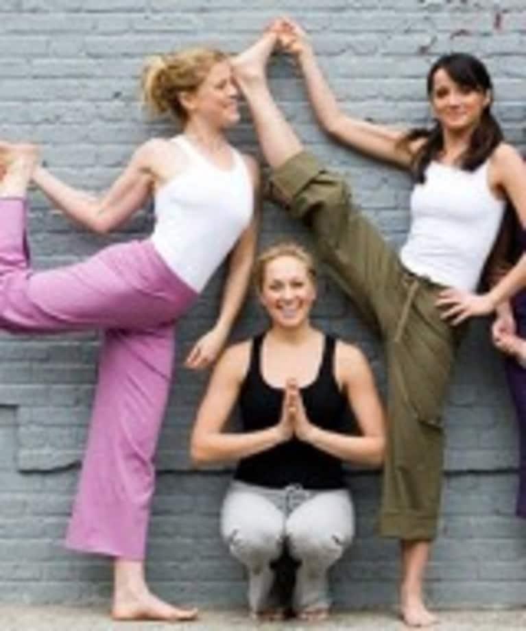 Yoga for... Bachelorette Parties?!