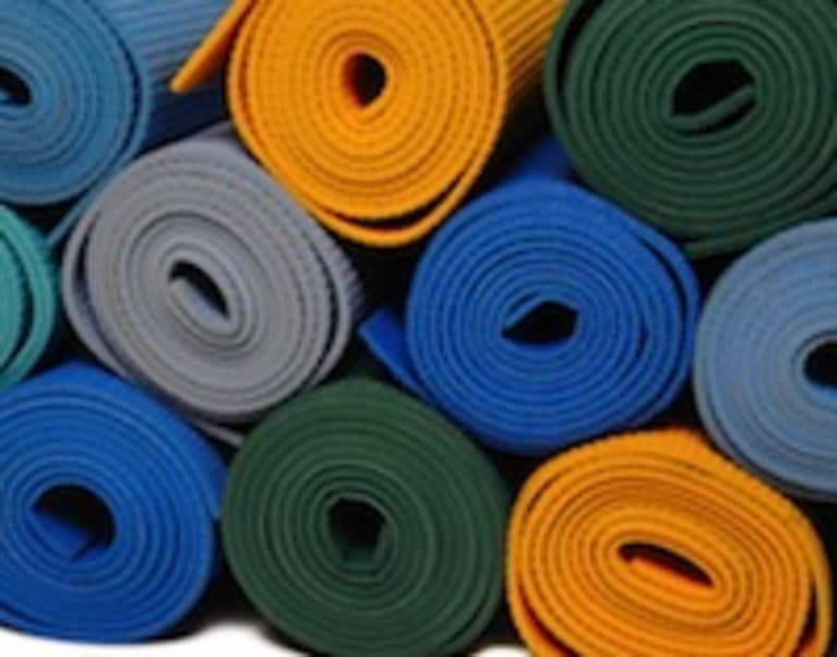 Mother Knows Best aka Yes, You Should Clean Your Yoga Mat