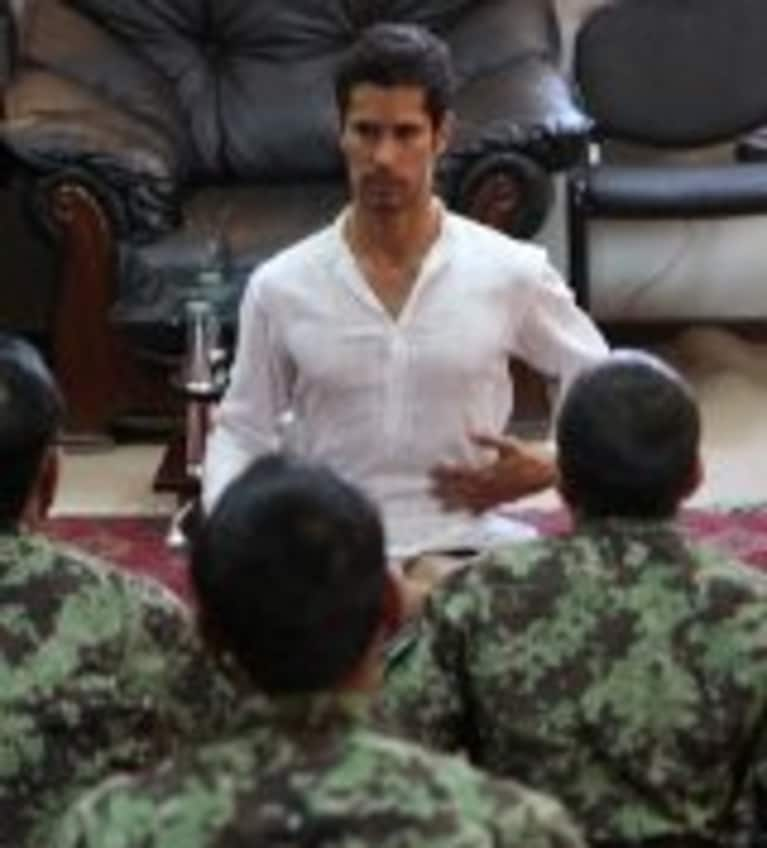 Can Yoga & Meditation Bring Peace to Afghanistan?