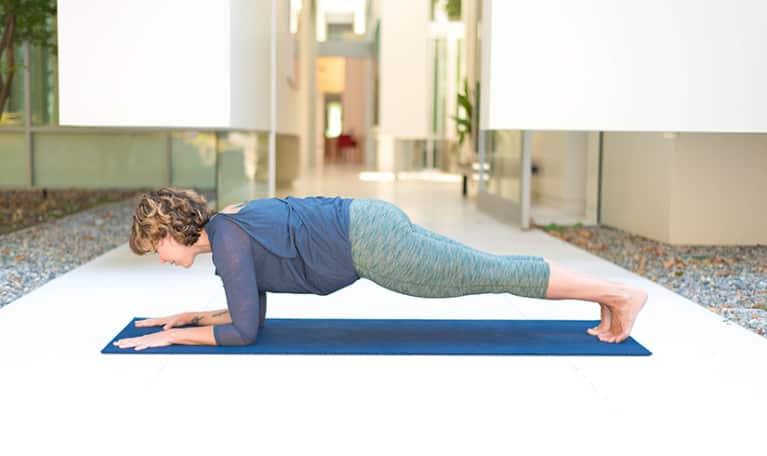 7 Invigorating Yoga Poses to Sweat Your Asana Off