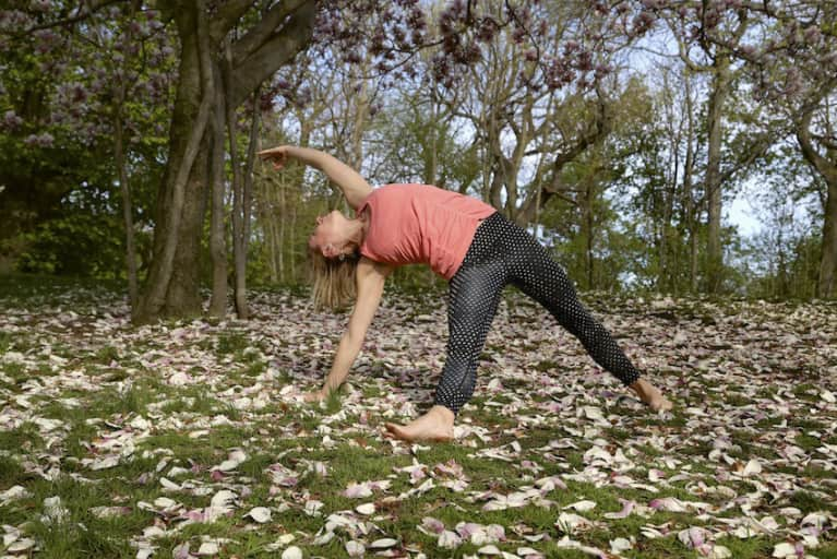 11 Yoga Poses To Harness The Power Of The Full Moon