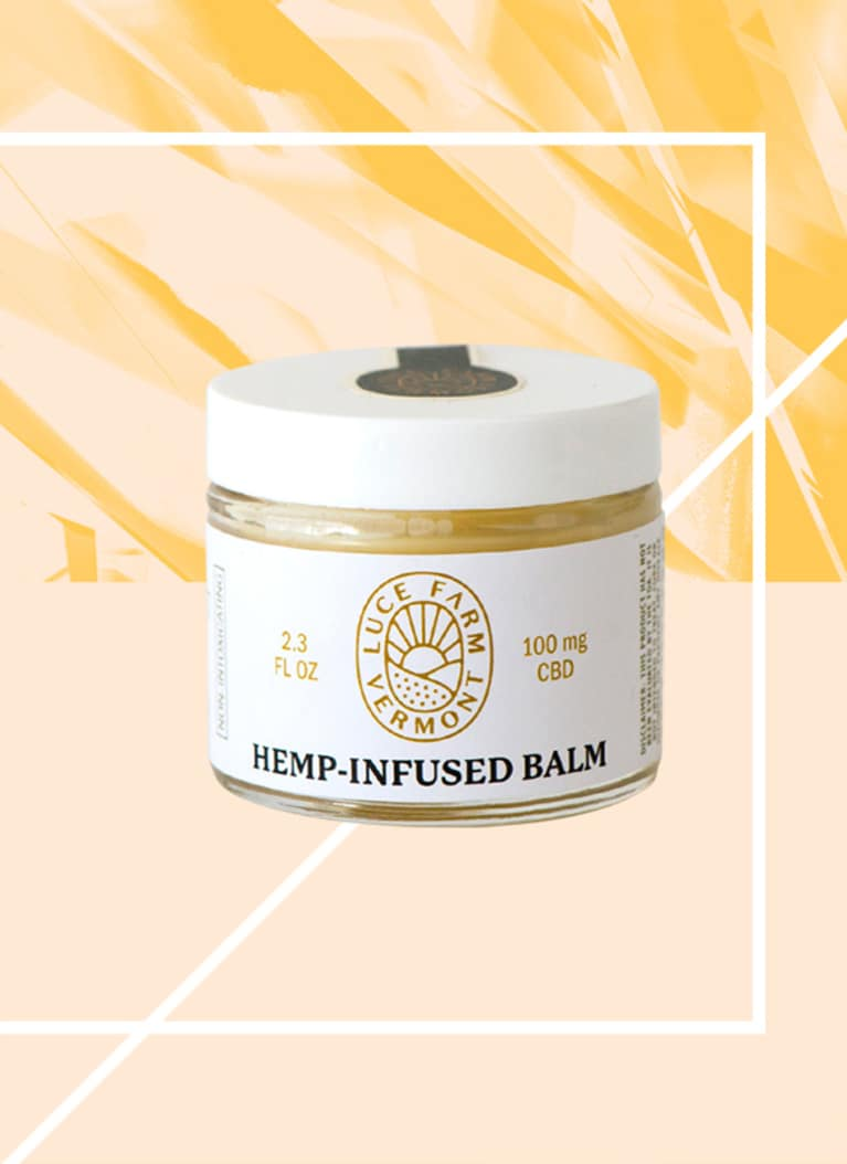 13 CBD-Infused Beauty & Self-Care Products That Should Already Be In Your Home