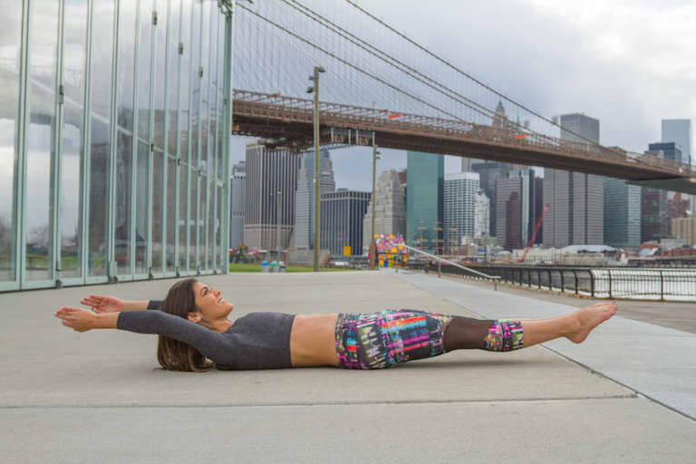 Fire Up Your Core With These 7 Yoga Moves