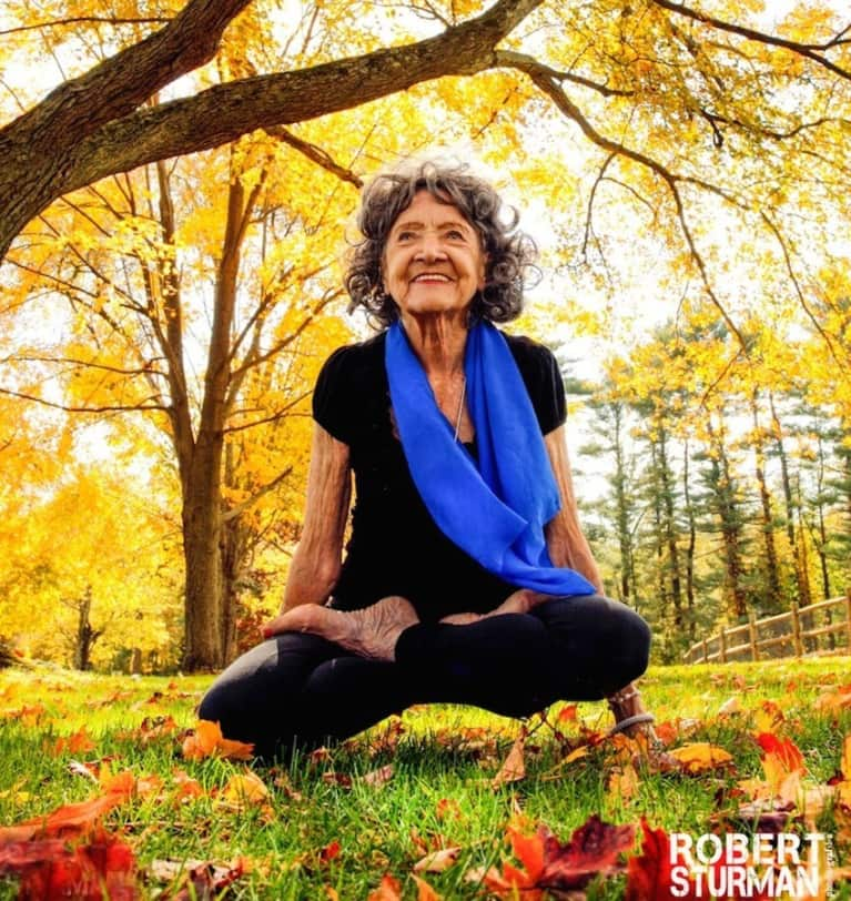 The World's Oldest Yoga Teacher Turns 97 Today: Happy Birthday, Tao!