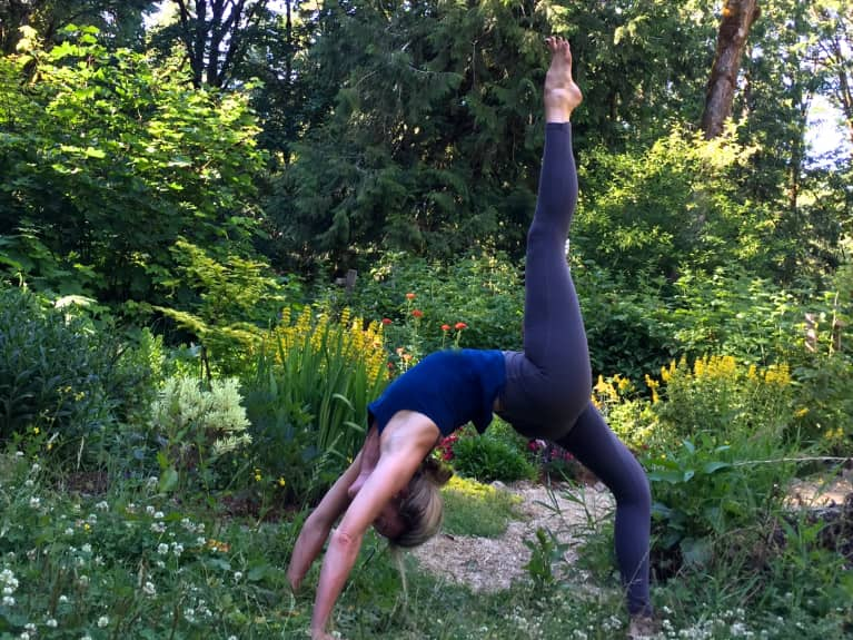 Use This Yoga Sequence To Create Space & Freedom In Your Life