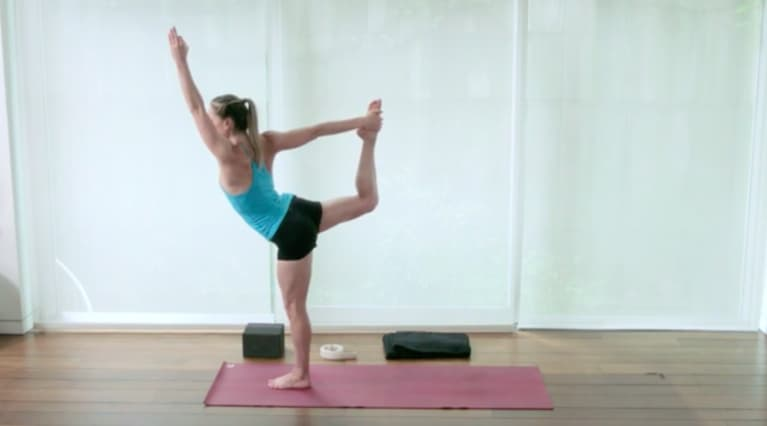 10 Yoga Poses For Long, Sexy Legs