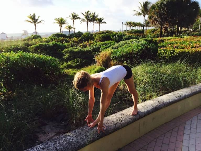 A Yoga Sequence To Recover After A Workout