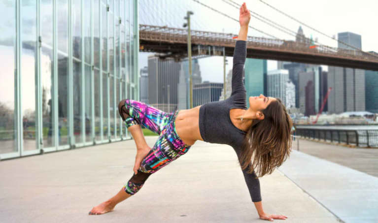8 Great Yoga Moves For A Complete Core Workout