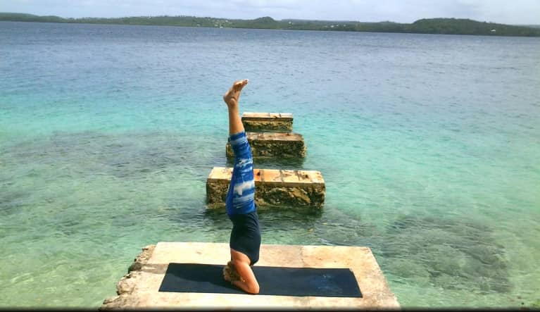 A Yoga Sequence To Help You Release Emotions & Heal Old Wounds