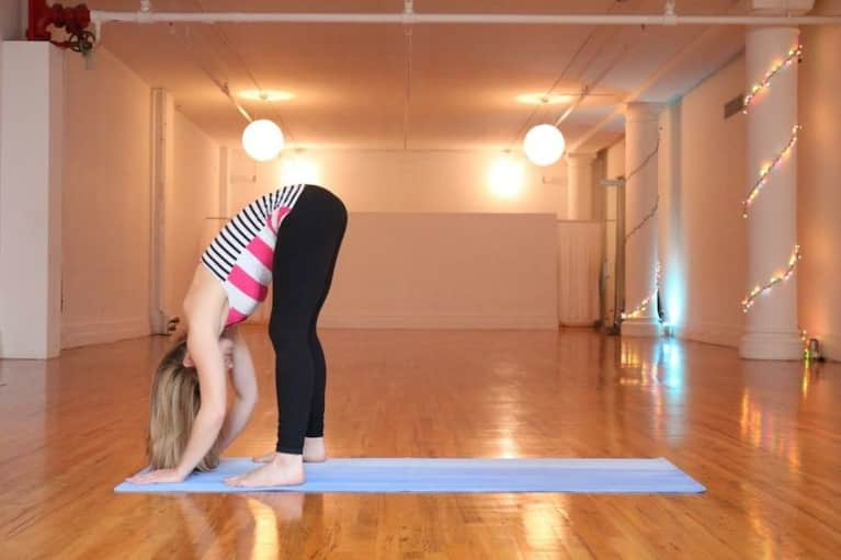 Hip-Opening Sun Salutations For Emotional Release