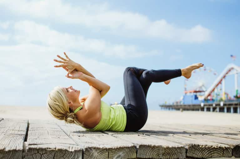 10 Yoga Poses For A Strong Core
