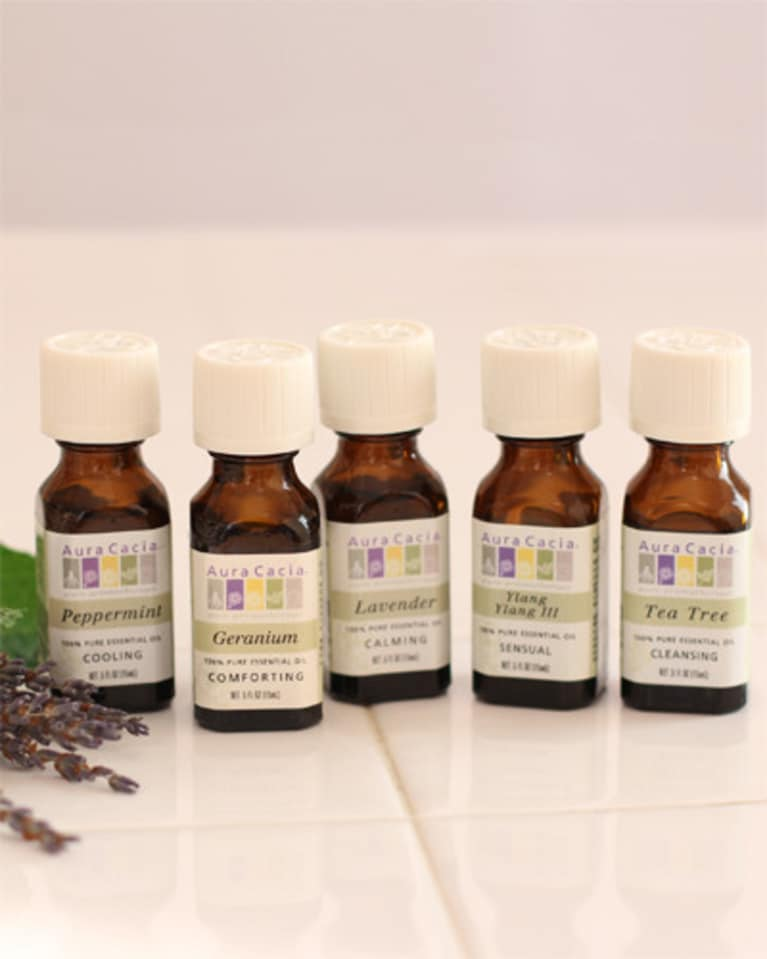5 Ways To Use Aromatherapy On The Road