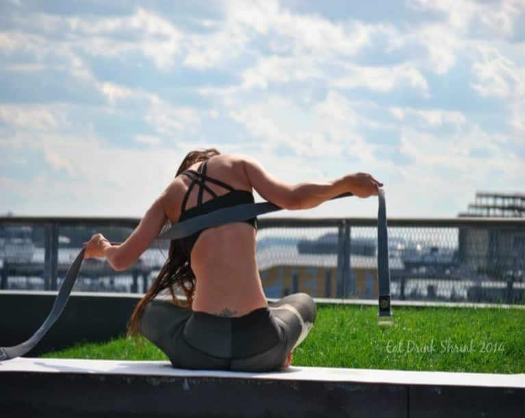 Chest-Opening Exercises To Prepare For Backbends & Inversions