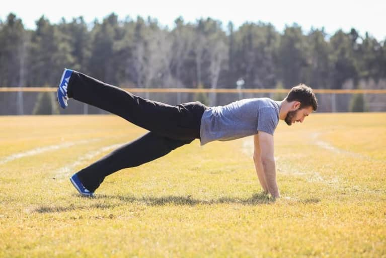 4 Exercises To Improve Your Balance