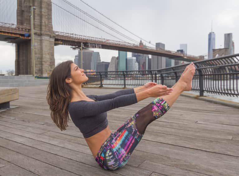 11 Yoga Poses To Calm Your Mind & Invigorate Your Body