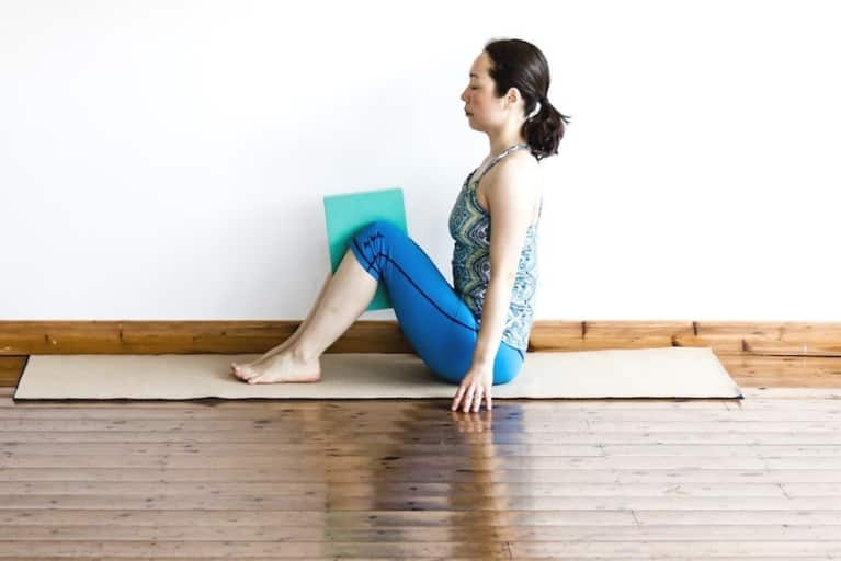 3 Steps To Float Your Boat Pose